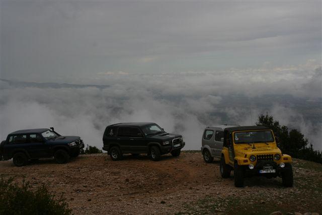Mont Ventou mai 2010